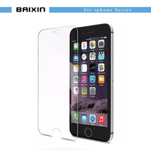 9H tempered glass For iphone 4s 5 5s 5c SE 6 6s plus 7 plus screen protector protective guard film front case cover +clean kits(China (Mainland))