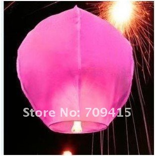 Sky Lanterns, avaiable Wishing Lamp SKY BIRTHDAY WEDDING PARTY SKY LAMP,10pcs/lot,hot selling
