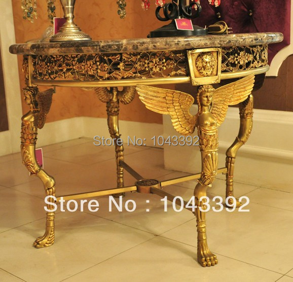 Promotional marble top coffee table living room center for Living room center table decoration ideas