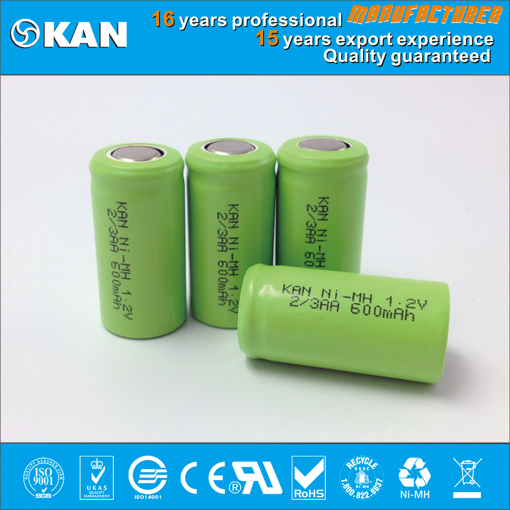 kan 2 3 aa 600mah rechargeable battery pack for rc car drone mini scooter baby toy flash. Black Bedroom Furniture Sets. Home Design Ideas