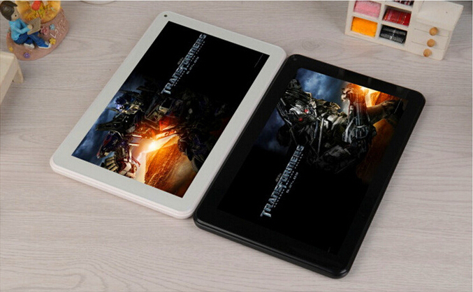 9 inch Android 4 4 tablet pc ATM 7029 Quad core 512MB 8GB Dual camera with