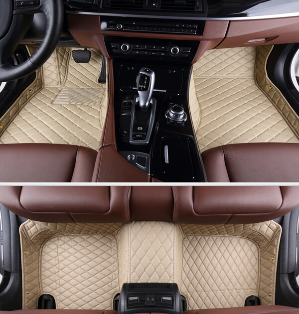 Best Quality Custom Special Floor Mats For Bmw 3 Series