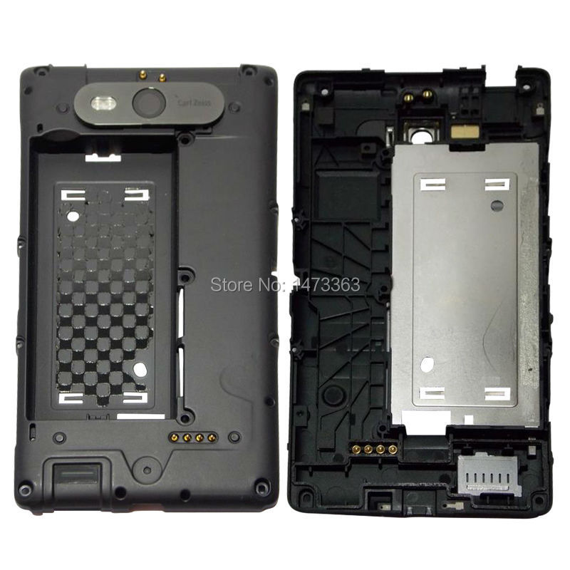 Midframe Chassis Frame Nokia Lumia 820 AT&T Phone Replacement Part OEM Lot #41(China (Mainland))