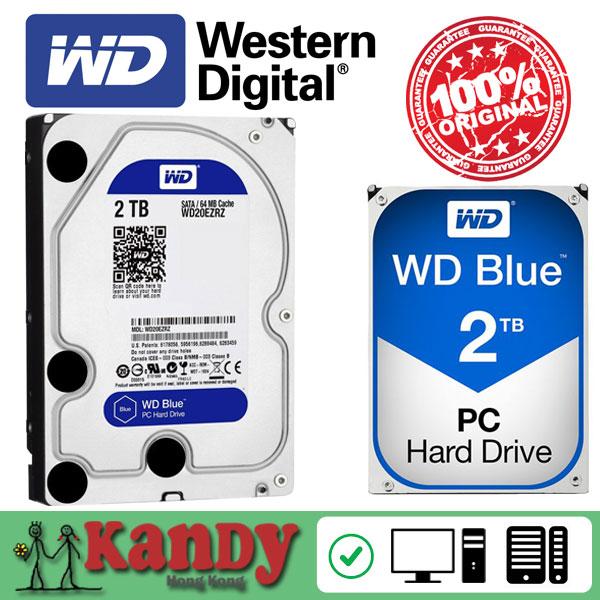 Western Digital WD Blue 2TB hdd sata 3.5 disco duro interno internal hard disk harddisk hard drive disque dur desktop hdd 3,5 PC(China (Mainland))