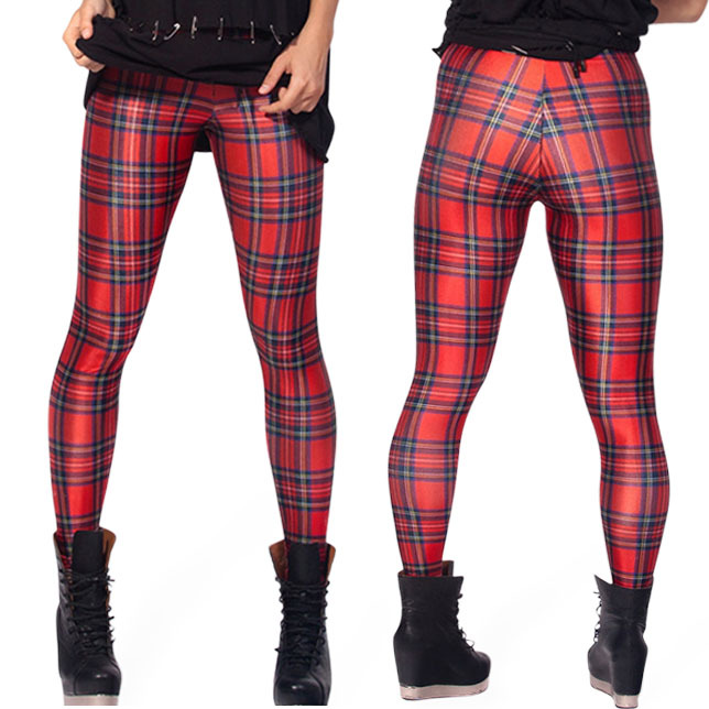 Compare Prices on Womens Red Plaid Pants- Online Shopping/Buy Low ...