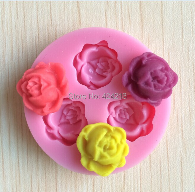 Laciness Portrait Series Shape 3D Silicone cake mold tools soap chocolate mould for the kitchen baking clay mold -P204(China (Mainland))