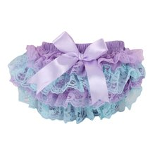 New New Baby Flower Ruffle Bloomer PP Pants Kids Girl Skirt Diaper Cover Culotte Pant Skirt L07(China (Mainland))