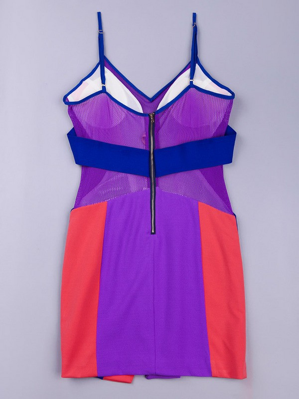 High-Quality-Women-Summer-Hot-Elegant-Dark-Purple-Strap-Patchwork-Casual-Party-Bodycon-Celebrity-Pencil-Sheath (5)