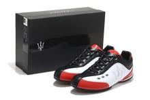 2015 Maserati в Италии мода обувь Мужская натуральная кожа обувь повседневная обувь удобная хорошая качественная гоночная обувь большого размера 40-45