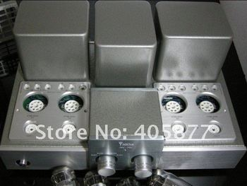 YAQIN New MC-50L KT-88 Class A Valve Tube Integrated Amplifier
