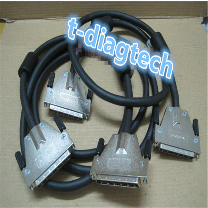 free ship ,1m SCSI 68pin cable ,SCSI cable for server ,68 pin scsi female to female cable for SCSI card(China (Mainland))