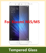For Xiaomi Mi5 Tempered Glass 9H 100% Original High Quality Screen Protector For Xiaomi Mi5 Mobile Phone Protective Accessories