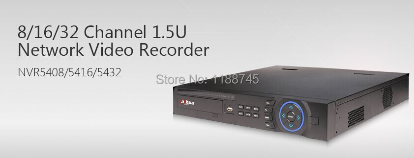 Dahua Direct Megapixel Onvif Cameras supported 64CH HD 1080P IP HDMI Video recoder NVR7464 for Metro and Government(China (Mainland))