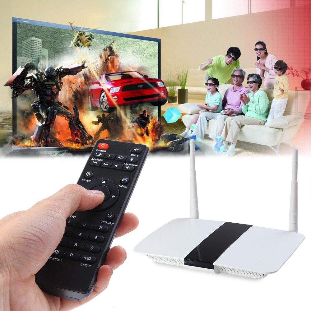 New Q2 Quad Core ARM Cortex-A7 RK3128 Set-top Box Android 4.4.4 TV Box Player 512M DDR 8G Flash 4K x 2K USB TV Boxes(China (Mainland))