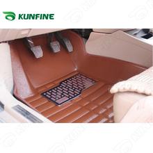 3D car floor mat for HONDA CITY/new CIVIC/EVERUS car foot pad 3 colors Left hand driver drop shipping(China (Mainland))