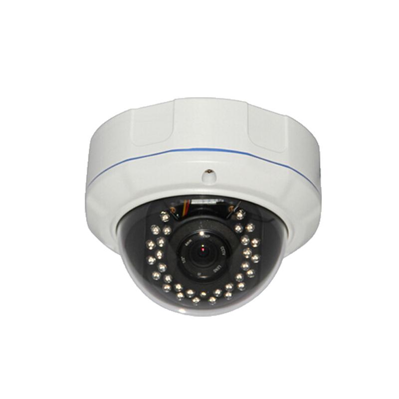 White metal Vandal-proof 1/3 SONY 700 line LED infrared light surveillance cameras cctv camera Dust<br><br>Aliexpress
