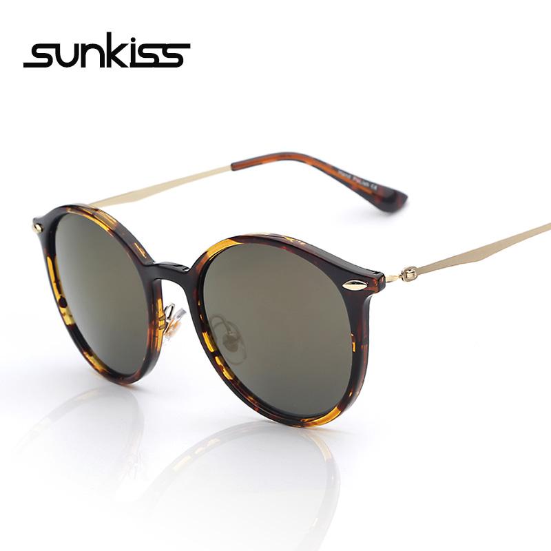 Leopard Frame Sunglasses Women CatEye Fashion 2016 Retro Vintage Sunglasses Plastic Round Glasses Sexy Eyeglass Men Summer UV400(China (Mainland))
