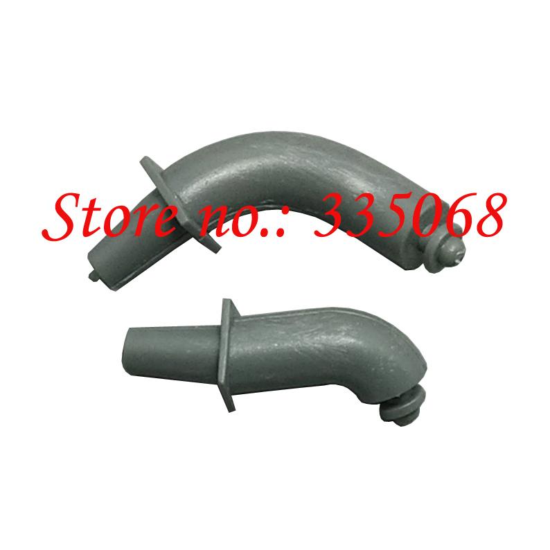 HENG LONG 3818/3818-1 RC tank German tiger I 1/16 spare parts No.18-052 Left intake hose connector(China (Mainland))