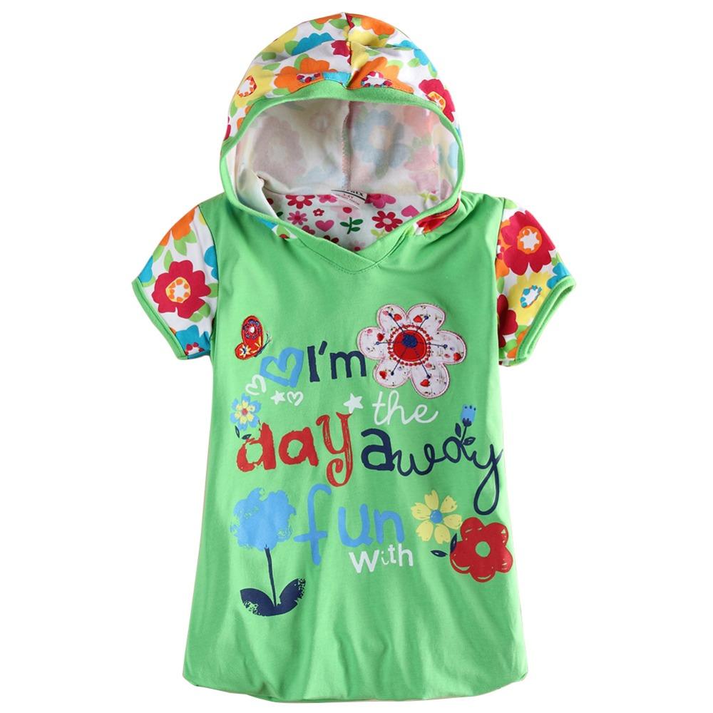 wholsale baby clothes Nova Kids green retail girls dresses summer hoodies dress kids frock brand  -  NOVA & NOVATX Factory Store store