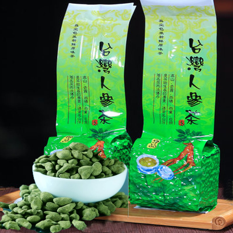 Famous Health Care Tea Taiwan Dong ding Chinese Ginseng 250g heath care loose weight Oolong Tea(China (Mainland))