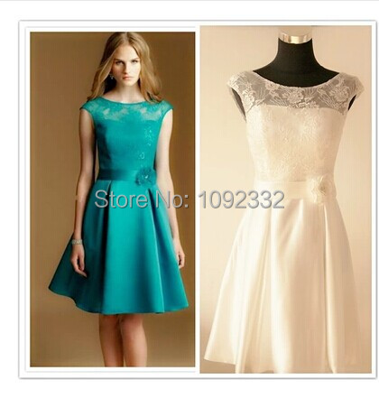 z 2015 new arrival stock maternity women plus size bridal gown pregnant evening dress backless zipper short a line 300(China (Mainland))