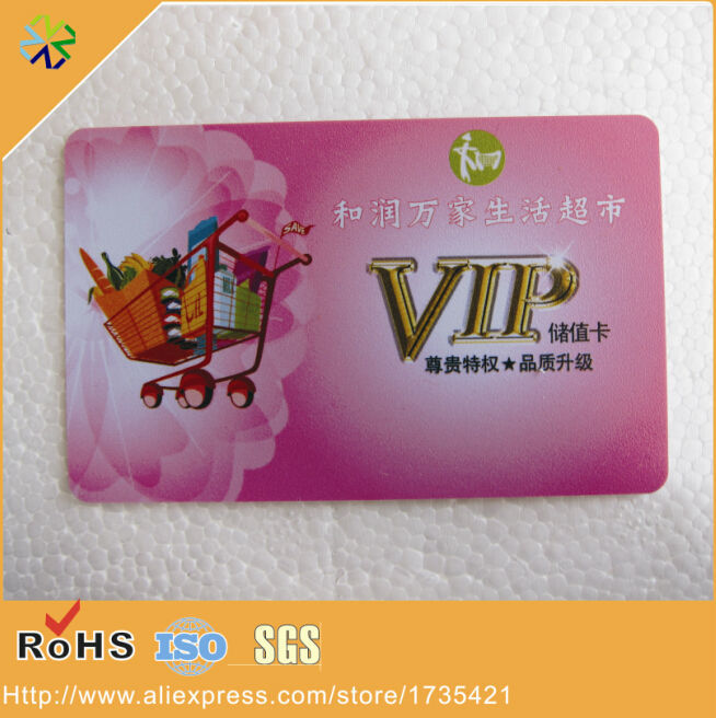hard plastic pvc material thin 0.3mm thickness printing vip card in business cards<br><br>Aliexpress