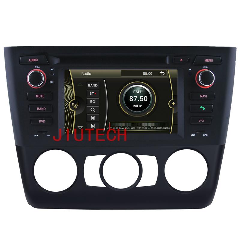 """6.2"""" WinCE 2 Din Car Stereo DVD Player for 1 Series E81 E82 116i 118i 120i 130i Autoradio GPS Navigation System Satnav DVD(Hong Kong)"""