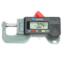 Digital Thickness Gauge Micrometer 0 to 12.7mm