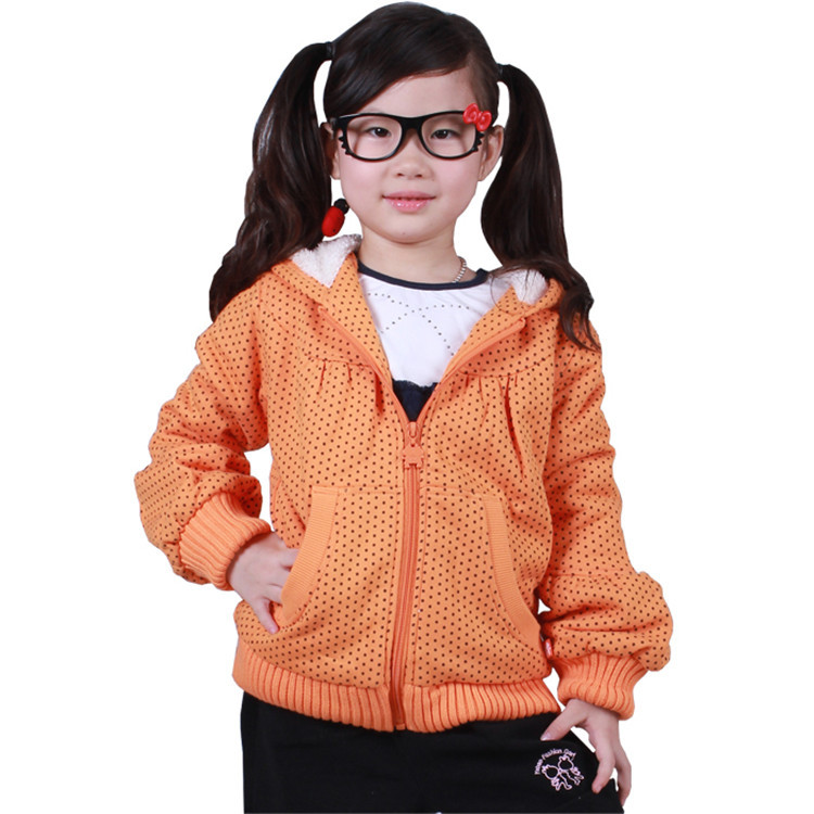 2015 spring and autumn new style baby girls fashion long sleeve coats little girls warm outerwear YGJ30197(China (Mainland))