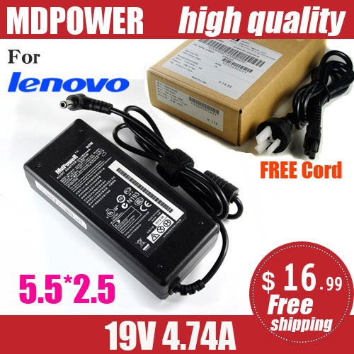 MDPOWER For LENOVO IdeaPad S10 S12 S9 U110 Notebook laptop power supply power AC adapter charger cord(China (Mainland))