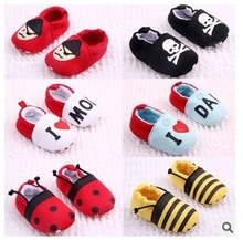 2015 Hot sale new born baby gils&boys shoes,yarn toddler bebe baby moccasins,cotton material sapato infantil cheap baby walkers(China (Mainland))