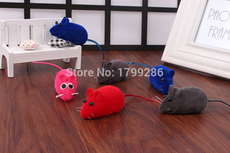 2015 3pcs/set Funny Wind up Pet Toys Mouse Mice Toys for Cats and Dogs Cute Pet Products fat cat toys(China (Mainland))