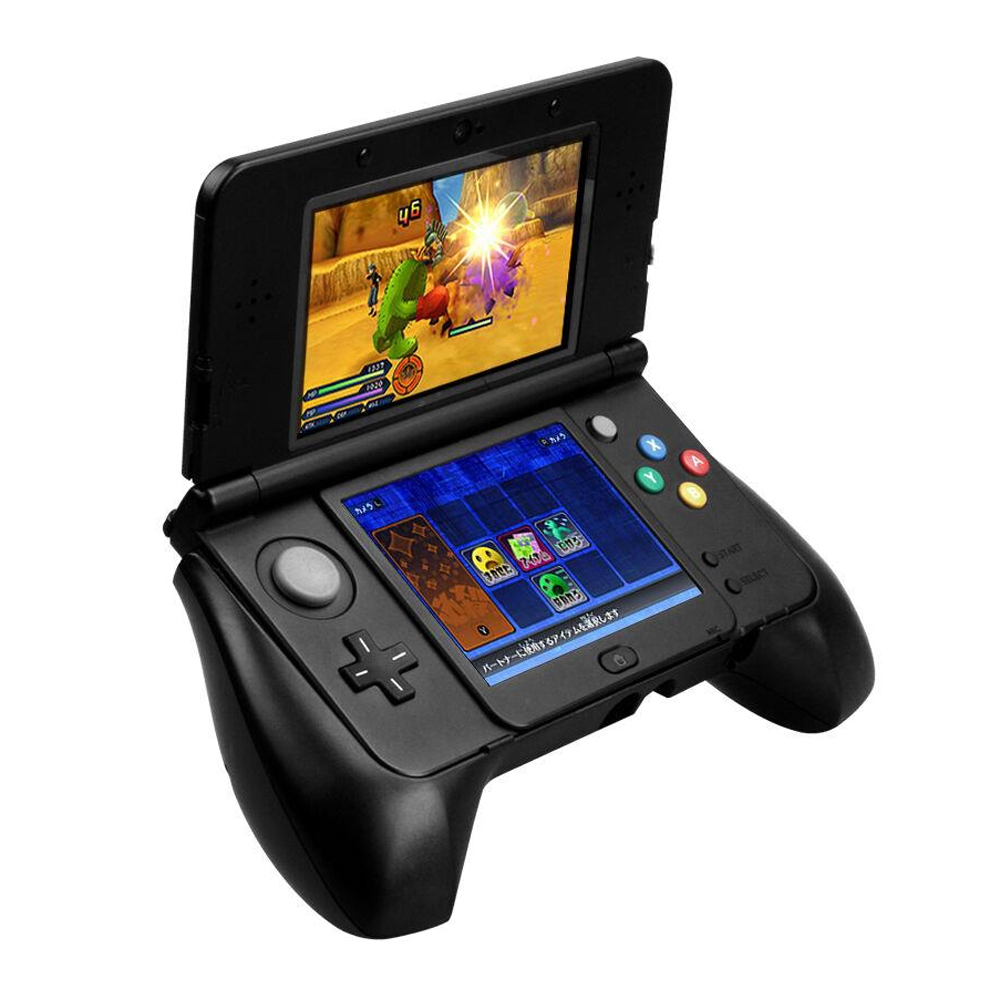 Game Controller Handle Grip Stand Protective Case for Nintendo NEW 3DS