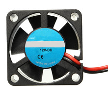 High Quality Best Price 3D Printer 12V DC 30mm Cooling Fan Electronics Extruder For E3D Hot