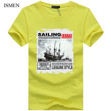2016 homens T camisas masculino Plus Size 4XL 5XL Camiseta Homme verão de manga curta T