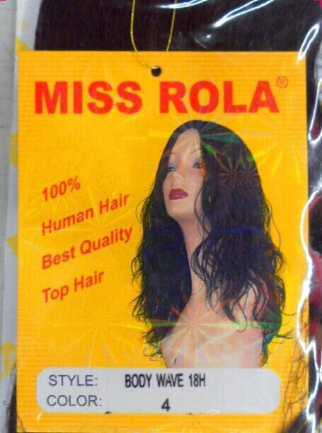 synthetic braiding hair weave miss rola 1# 5Packs Factory Sale - Yiwu Shengbang Hair store
