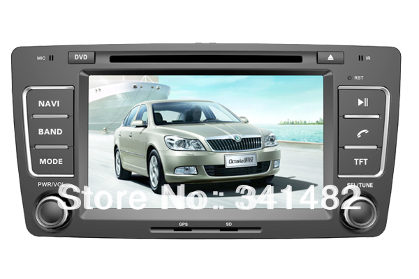 Android CAR DVD PLAYER WITH GPS FOR SKODA OCTAVIA 2013 Navigation Radio Bluetooth PIP TV Free Maps - Shenzhen TomTop E-commerce Technology Co., Ltd. store
