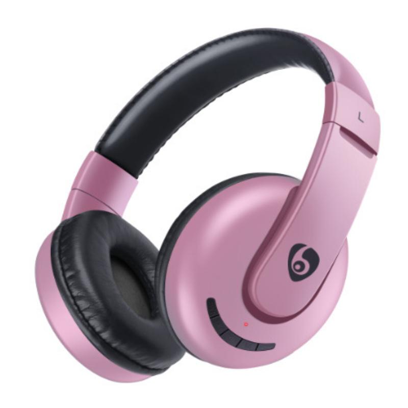 Hongmeng MX888 wireless Bluetooth headset new fashion dynamic headband with card FM for Apple Samsung Huawei xiaomi phone