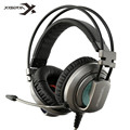 XIBERIA V10 Over ear Gaming Headset Heavy Bass Head Phone Computer Stereo Game Headphones With Microphone