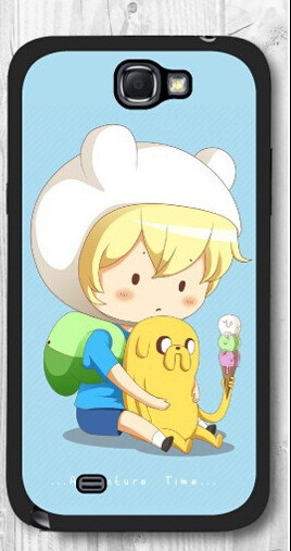 Tangled Charming Princess Stained Glass Phone Case For Samsung Galaxy Note 2(China (Mainland))