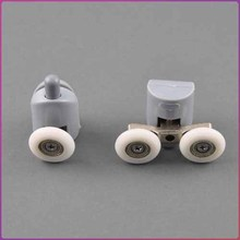 Shower room accessories bathroom accessories shower cabin pulley bathroom pulley old fashioned pulley 22mm 25mm  diameter(China (Mainland))