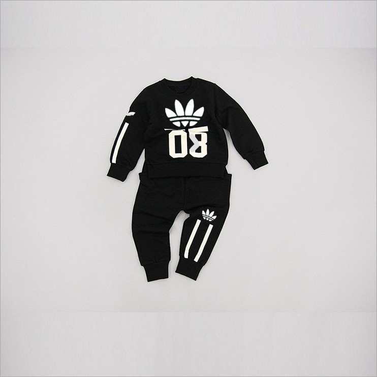 2016 Autumn style infant clothes baby clothing sets boy Cotton Sport Long sleeve 2pcs suit baby boy clothes newborn(China (Mainland))