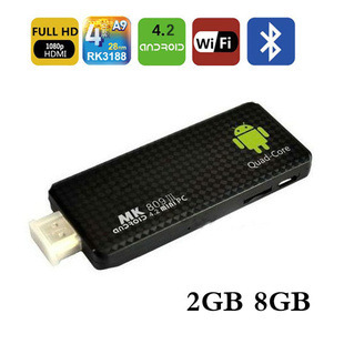MK809III quad-core Android 4.4.2 mini pc TV BOX HD player - ninety-seven store