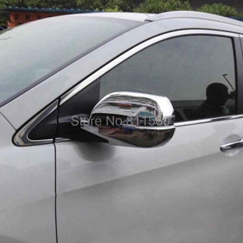 Fit for honda crv cr v 2012 2013 2014 chrome rearview for Honda crv car cover