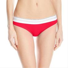 New High Quality sexy women's underwear panty ; Euro size women brand g-strings & thongs briefs; five colors thong(China (Mainland))