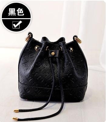 2015 fashion Europe America restore ancient ways embossed belt bucket packs single shoulder bag - Online Store 331468 store
