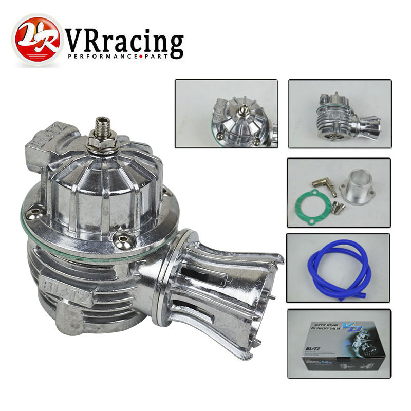 VR RACING-FREE SHIPPING VENTURI DRIVE BLOW OFF VALVE KIT BOV UNIVERSAL FITMENT VR5791
