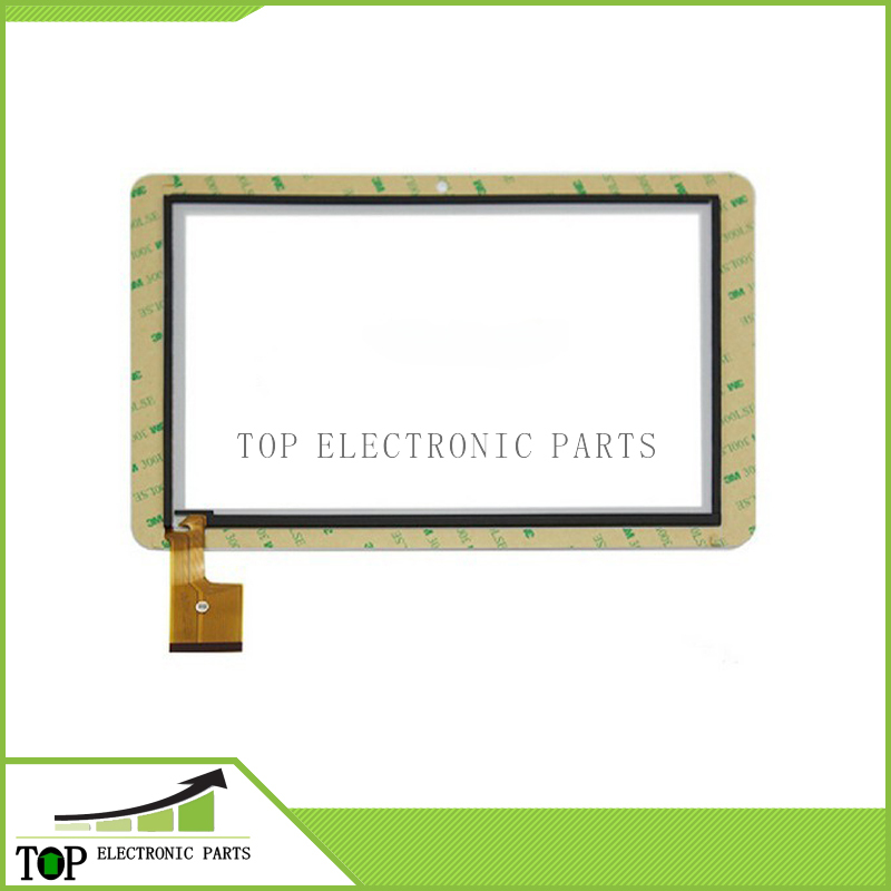 "New 10.1"" inch for Sanei N10 AMPE A10 Quad Core TPC0323 VER1.0 touch screen  panel digitizer 256*172mm Tablet PC white color(China (Mainland))"