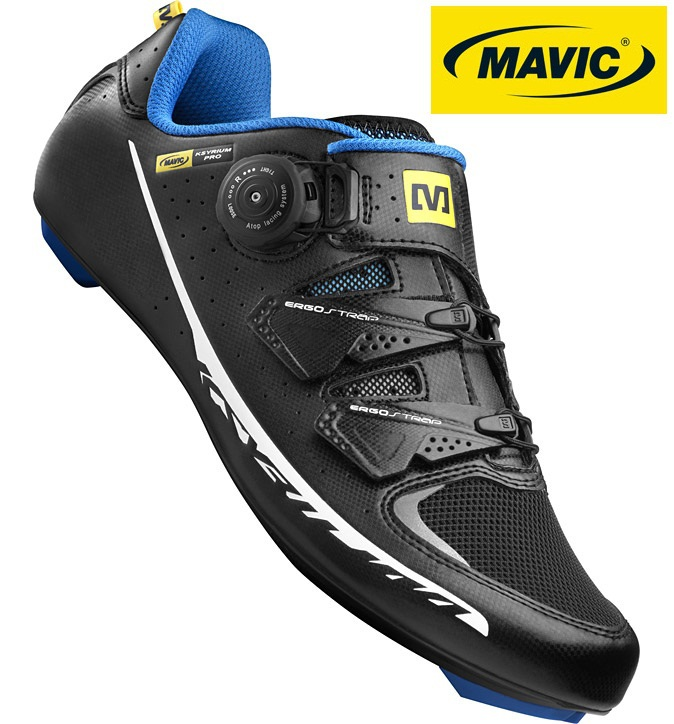 Mavic Original KSYRIUM PRO Carbon Fiber Self-locking Cycling Shoes EUR Size 36-46 MTB Shoes(China (Mainland))