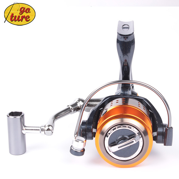 2015 Goture New GT4000 11BB Metal Spinning Fishing Reel Carp Reels Carp Fishing Wheel Spinning Reel